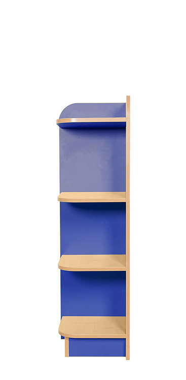 KubbyClass Library End Bookcase