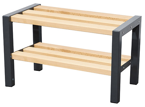 900mm Single Bench with Shoerack