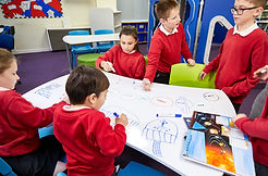 School Utile Table