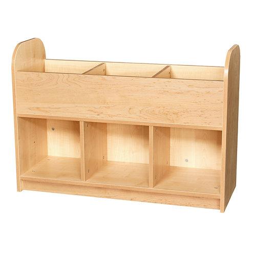 Bookcase & Kinderbox