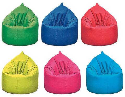 Large Breakout Bean Bag Chair Set of Six