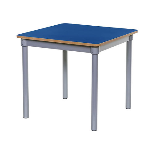 KubbyClass 700mm Square Table