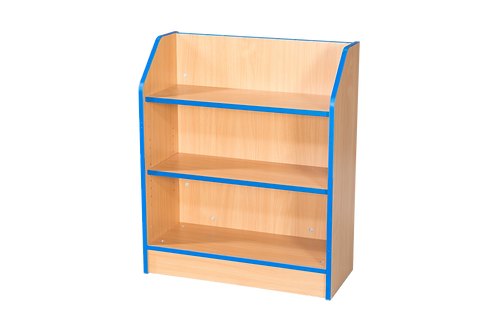 750mm Wide Library Bookcase with Adjustable Shelves