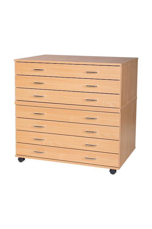 7 Drawer A1 Planchest - Mobile