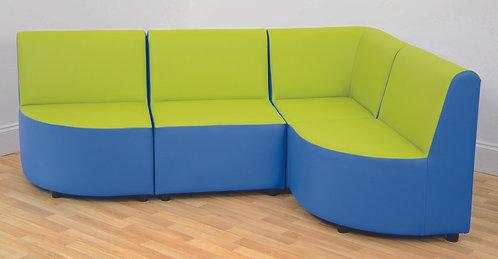 Arno Four Seat Corner Set