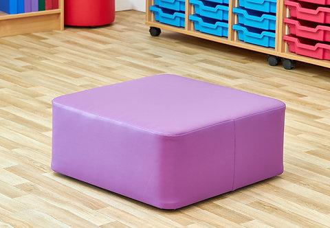 Large Square Foam Seat