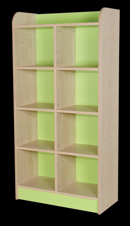 KubbyClass Double Column Storage Cubes