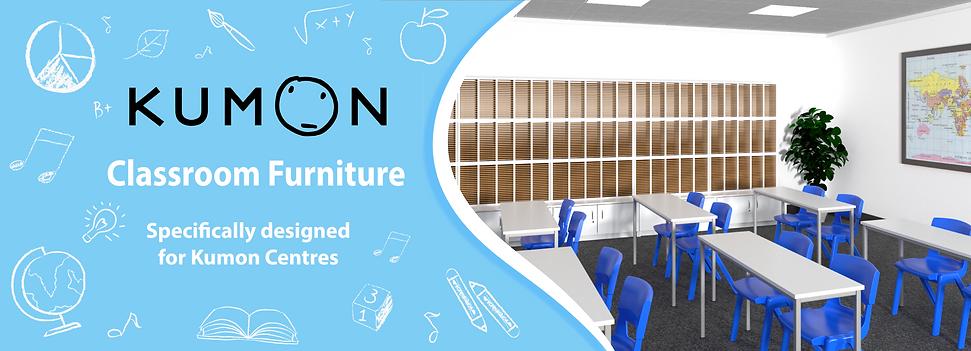 Kumon Classroom Furniture
