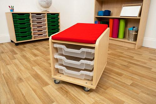 Jolly Back Storage PosturePerch