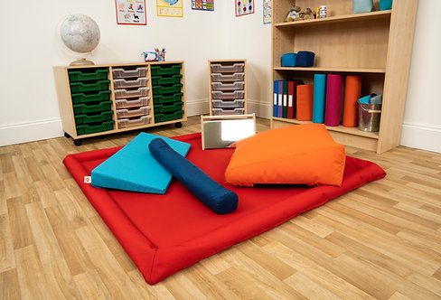 Jolly Back Early Years Group Floor Play Set