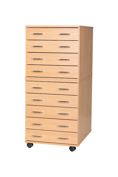 9 Drawer A2 Planchest - Mobile