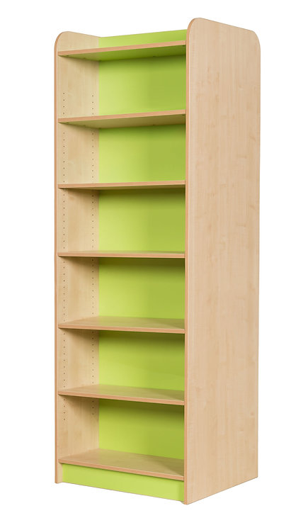 KubbyClass Double Sided Library Bookcase