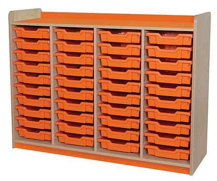 KubbyClass Triple Column 40 Tray Unit