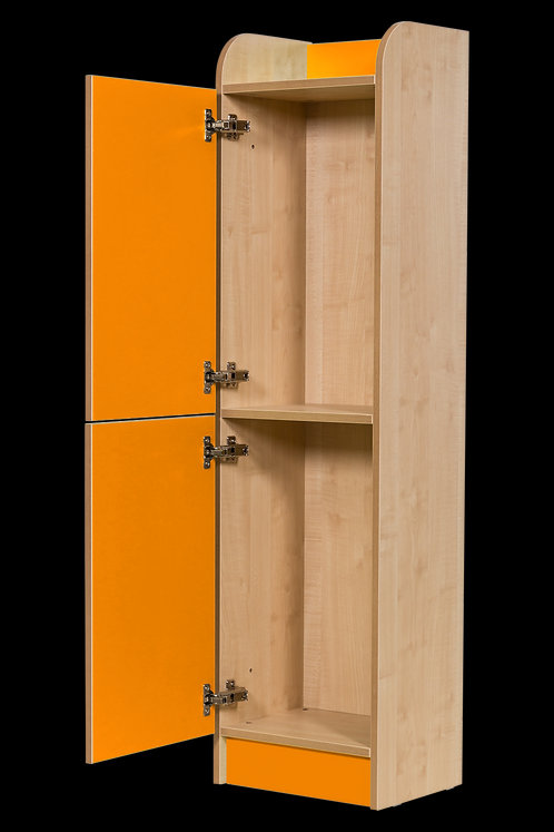 KubbyClass Two Door Locker