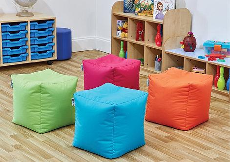 Bean Cube Seat - Set of Four