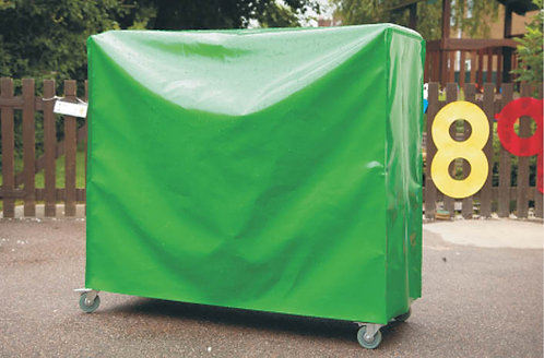 Green Outdoor Storage Cover