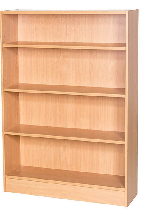 1200mm High Double Sided Bookcase