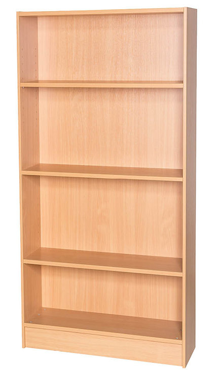1500mm High Double Sided Bookcase