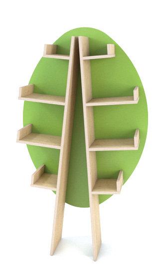 KubbyClass Book Tree