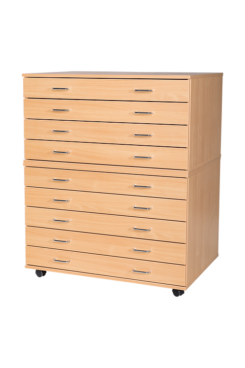9 Drawer A1 Planchest - Mobile
