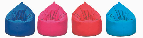Large Breakout Bean Bag Chair Set of Four