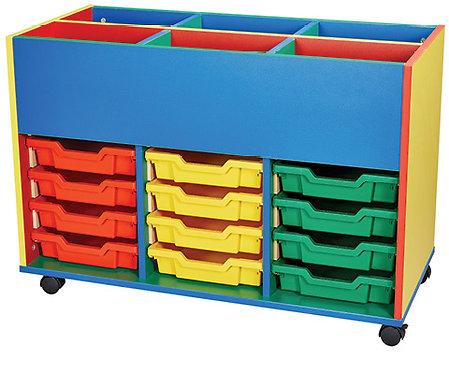 6 Bay 12 Tray Kinderbox Unit