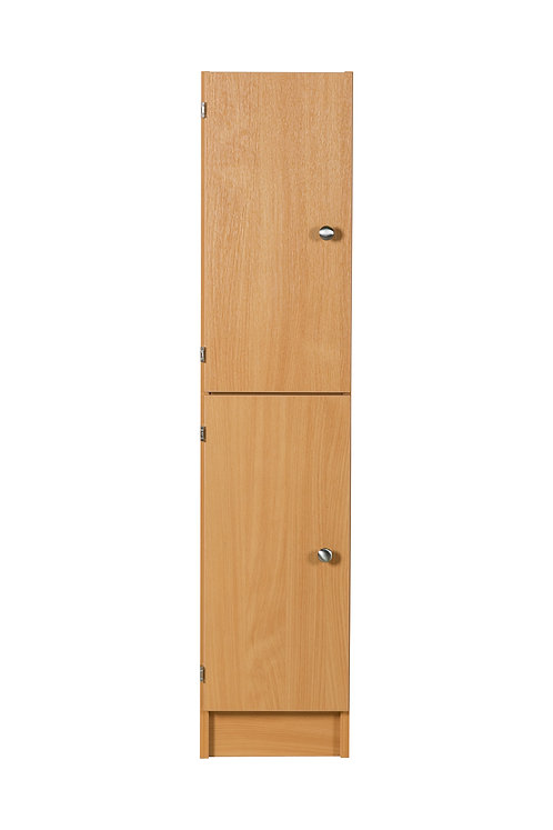 Two Door Locker 450mm Deep
