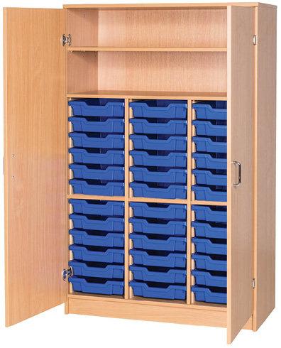 36 Tray Cupboard