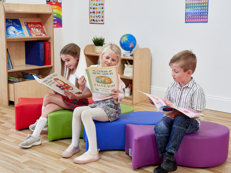 Acorn Soft Seating - The Hottest Seat(s) In The House (Classroom)