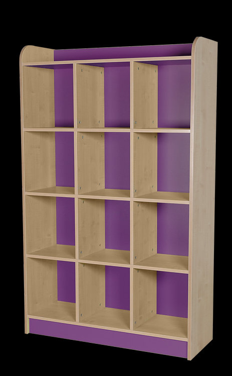 KubbyClass Triple Column Storage Cubes