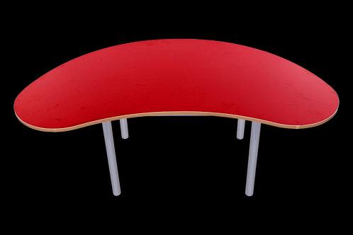 KubbyClass Kidney Bean Table