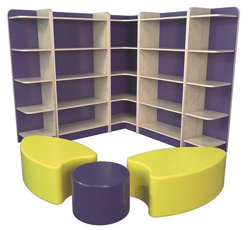 KubbyClass Reading Corner Set P