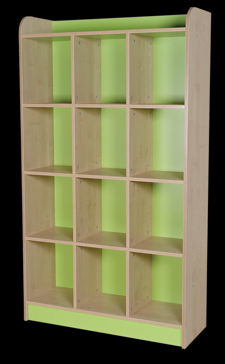 KubbyClass Triple Column Storage Cubes