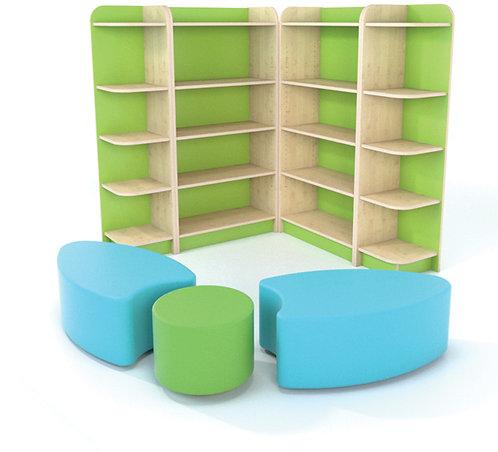 KubbyClass Reading Corner - Set C