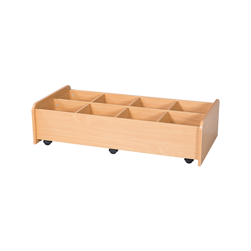 Low Mobile Extra-wide Kinderbox