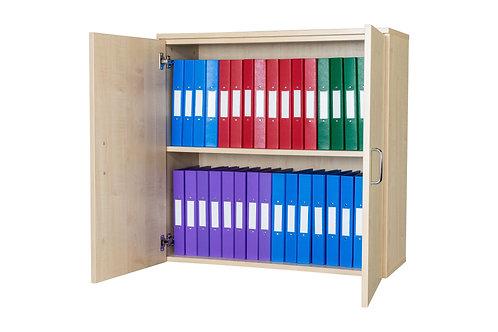 20 File Wall Cupboard