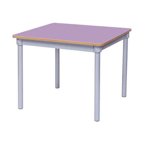 KubbyClass 800mm Square Table