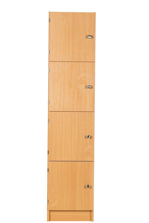 1800mm High Four Door Locker