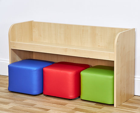 Activity Bench With Three Seats