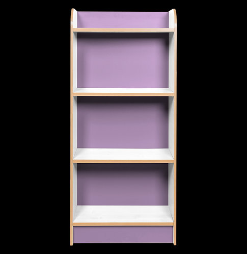 KubbyClass Polar Slimline Bookcase