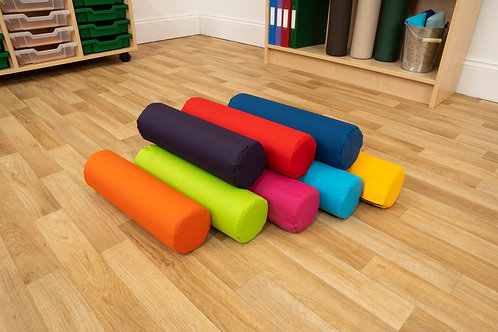 Jolly Back Portable Posture Roll - Pack of 8 Brights