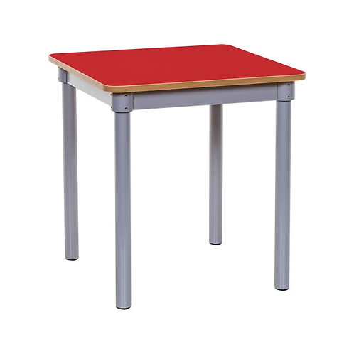 KubbyClass 600mm Square Table