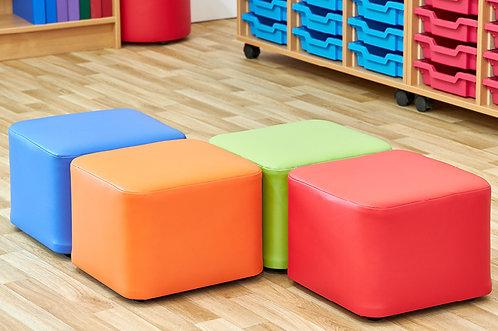Cube Foam Seats - Set of Four