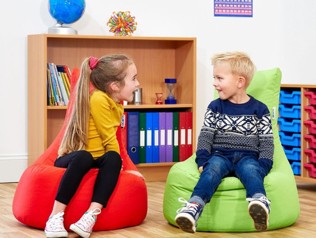 Acorn Soft Seating: 5 Benefits of Comfy Seats for School Children..