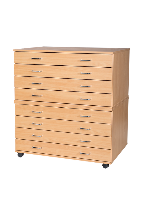 8 Drawer A1 Planchest - Mobile