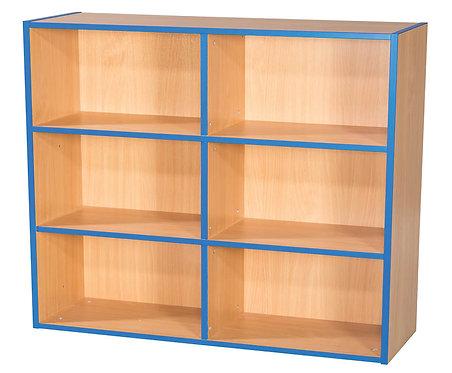 3 Tier 2+2+2 Shelf Unit