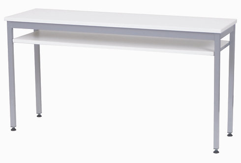 Kumon Standard Tables with Shelf - 1200mm x 350mm