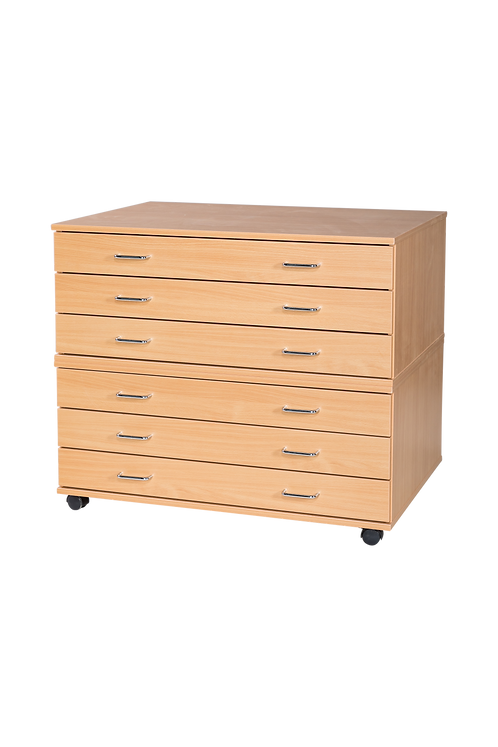 6 Drawer A1 Planchest - Mobile