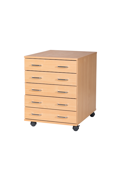 5 Drawer A2 Planchest - Mobile