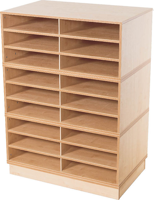 KubbyClass 18 Space A2 Fixed Shelf